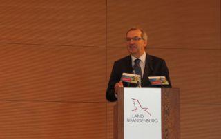 Staatssekretär Hendrik Fischer, Ministerium für Wirtschaft und Energie (Foto: Staatskanzlei)