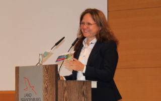 Prof. Dr. Ines Härtel (Bild: Staatskanzlei)