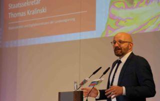 Staatssekretär Thomas Kralinski (Foto: Staatskanzlei)