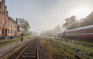 Schlafwagenhotel Bahnhof Rehagen