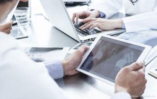 Kommunikation ändert auch die Arbeitswelt
