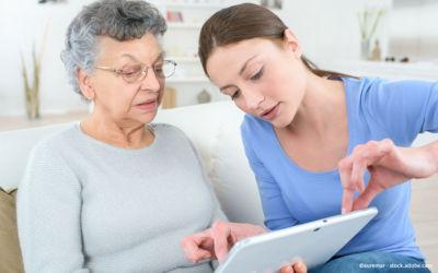 Digitalisierung macht auch vor Senioren nicht halt