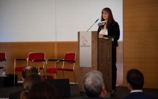 Staatssekretärin Katrin Lange, Ministerium des Innern und für Kommunales (Foto: Staatskanzlei)