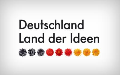 """Logo """"Land der Ideen"""""""