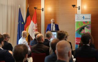 Fachöffentliche Anhörung zur Digitalisierungsstrategie in der Landesvertretung (Foto: Kortyla)