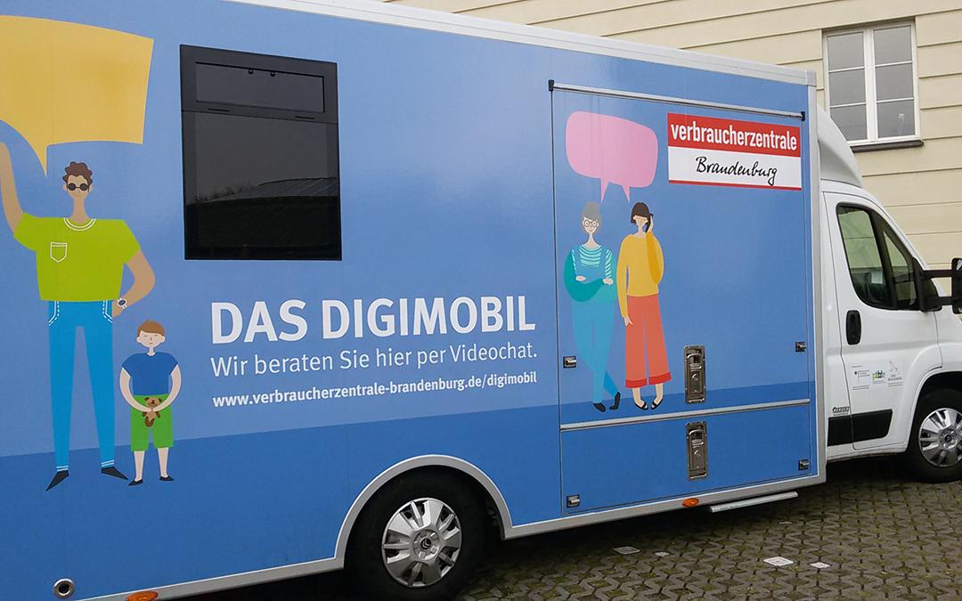 Digimobil der Verbraucherzentrale
