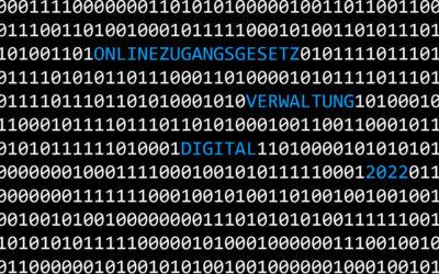 Symbolbild OZG Verwaltungsdigitalisierung