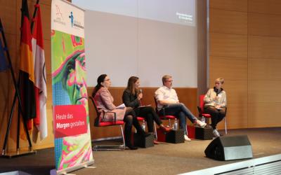Podiumsdiskussion KI-Konferenz