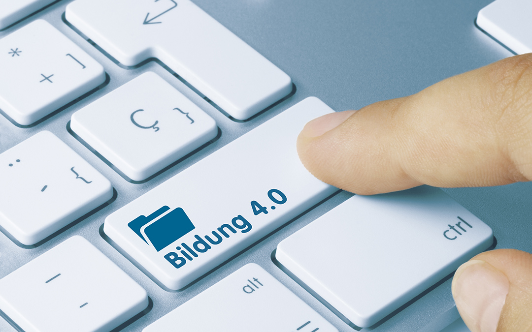 Bildung 4.0 (Foto: momius – stock.adobe.com)