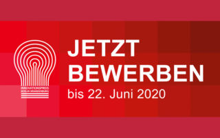 Innovationspreis Berlin Brandenburg Bewerbungsaufruf