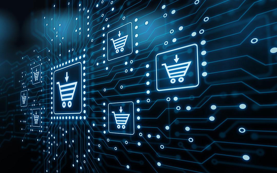 Symbolbild für online Einkaufen